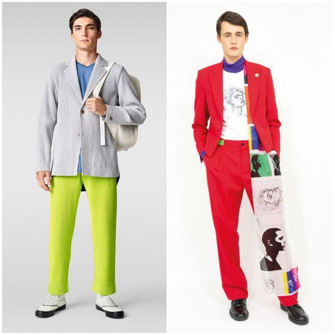 В Париже стартовала Неделя мужской моды осень-зима 2021-2022: где посмотреть онлайн 3