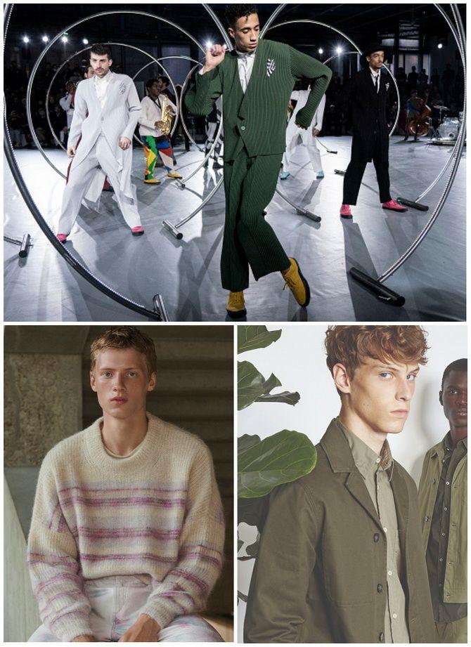 В Париже стартовала Неделя мужской моды осень-зима 2021-2022: где посмотреть онлайн 5