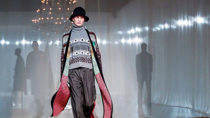 В Париже стартовала Неделя мужской моды осень-зима 2021-2022: где посмотреть онлайн 6