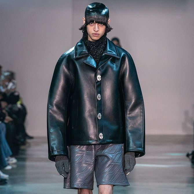 В Париже стартовала Неделя мужской моды осень-зима 2021-2022: где посмотреть онлайн 7