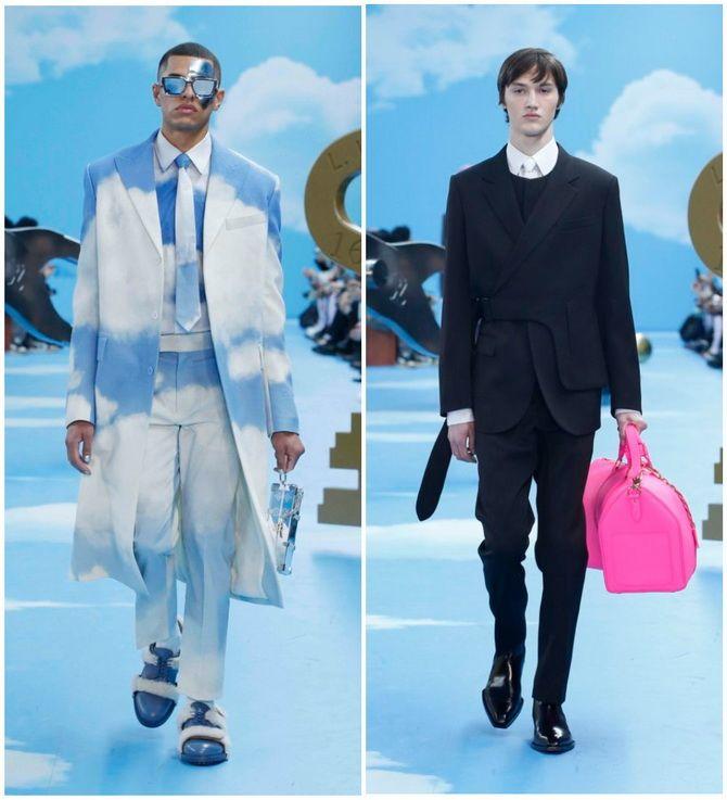 В Париже стартовала Неделя мужской моды осень-зима 2021-2022: где посмотреть онлайн 9