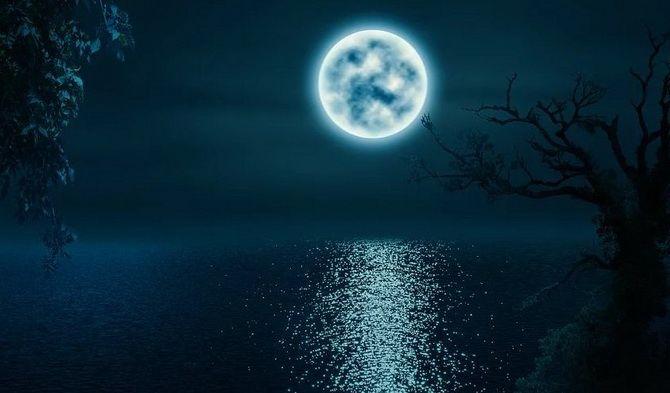 Полнолуние в январе 2021 года – что нам готовит Луна Волка 3