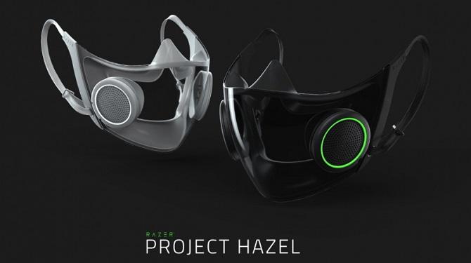 Razer представила Smart-маску для борьбы с пандемией 2