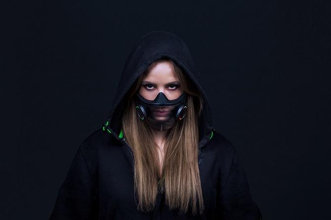 Razer представила Smart-маску для борьбы с пандемией 3