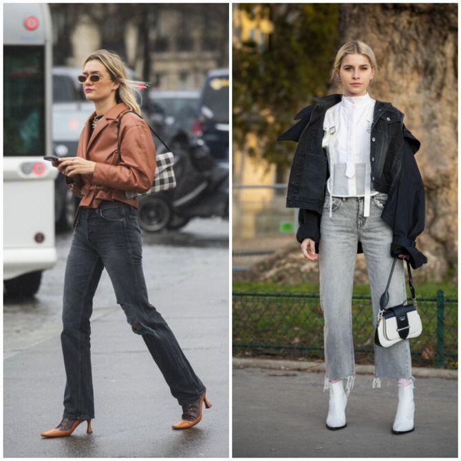 Прямые джинсы: с чем носить вечную классику в 2021 году? 20