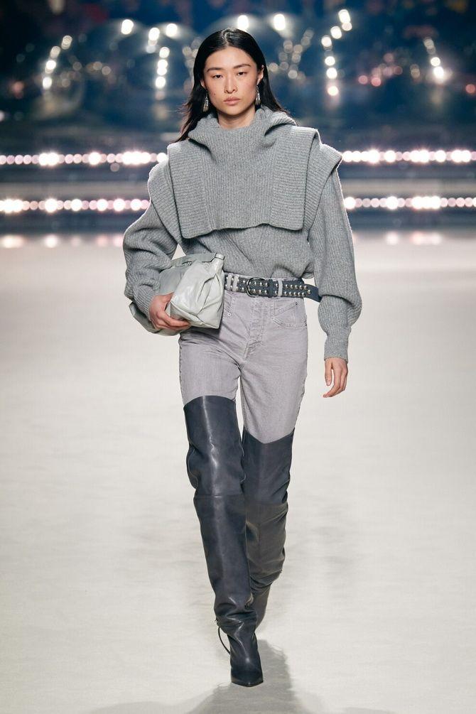 Прямые джинсы: с чем носить вечную классику в 2021 году? 21