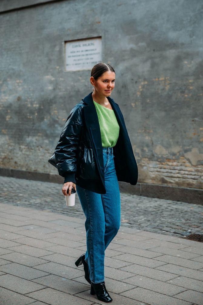 Прямі джинси: з чим носити вічну класику в 2021 році? 4