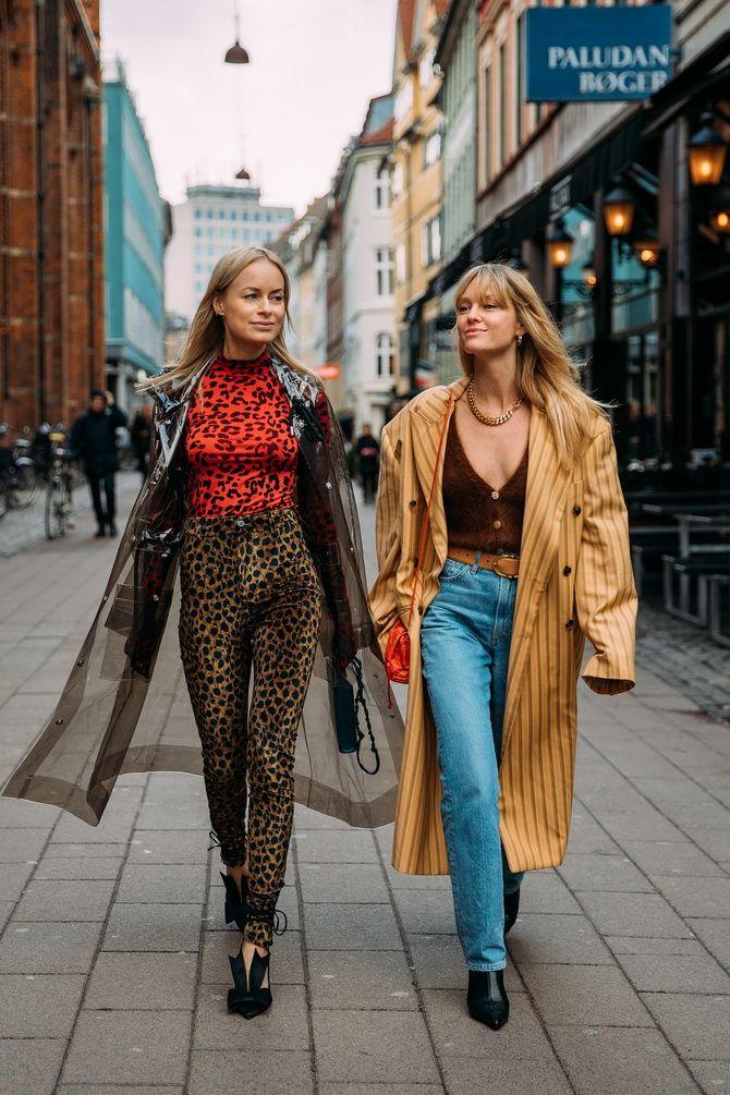 Прямі джинси: з чим носити вічну класику в 2021 році? 5