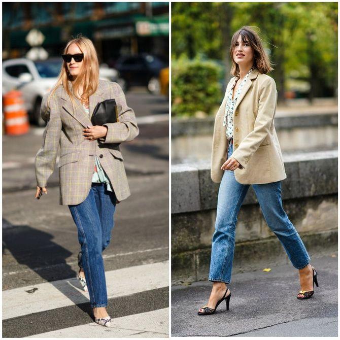 Прямые джинсы: с чем носить вечную классику в 2021 году? 6