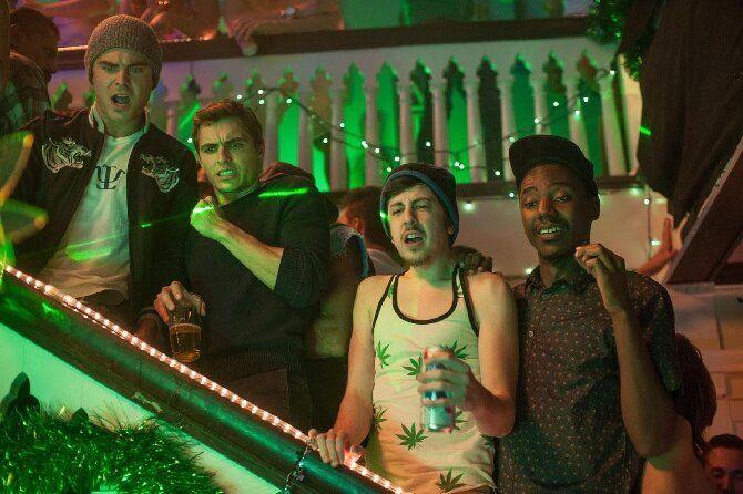 Топ-8 фильмов-комедий про безумные вечеринки и тусовки (с картинами «16+» и «18+») 5