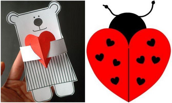 Валентинка своими руками: лучшие идеи и мастер-классы ко Дню всех влюбленных 10