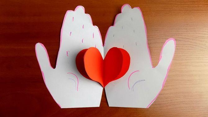 Валентинка своими руками: лучшие идеи и мастер-классы ко Дню всех влюбленных 12
