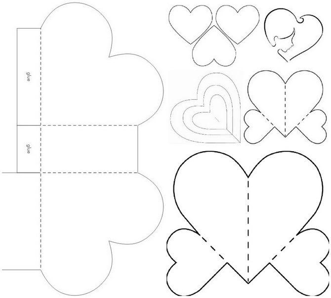 Валентинка своими руками: лучшие идеи и мастер-классы ко Дню всех влюбленных 6