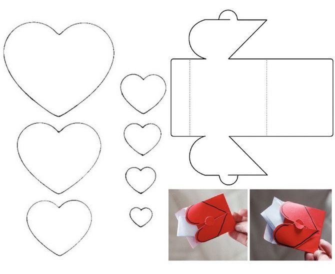 Валентинка своими руками: лучшие идеи и мастер-классы ко Дню всех влюбленных 7