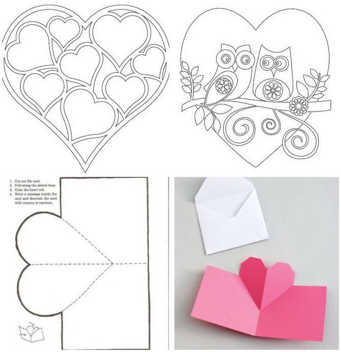 Валентинка своими руками: лучшие идеи и мастер-классы ко Дню всех влюбленных 8