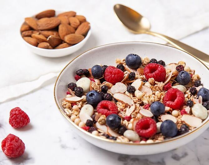 Омолаживающая еда: что положить в тарелку, чтобы не было морщин 2