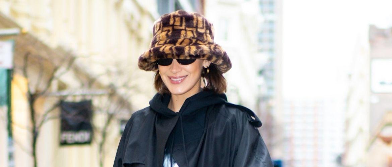 Меховая панама – главная альтернатива зимней шапке