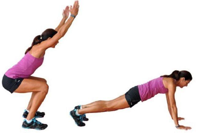 Упражнение бурпи – что это и зачем его делать каждый день? 2