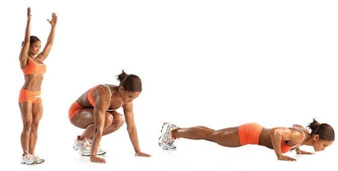 Упражнение бурпи – что это и зачем его делать каждый день? 7
