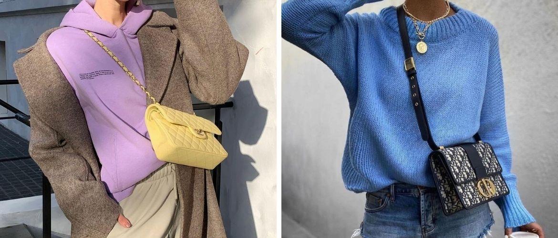 Сумка «кросс-боди»: что это и как носить