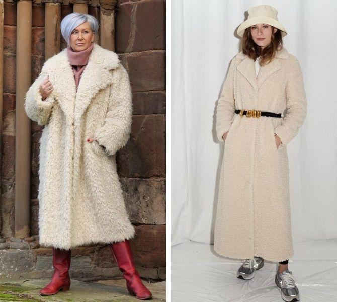 Модные экошубы: самый горячий тренд зимы 12