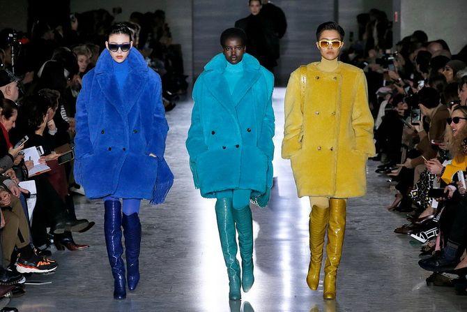 Модные экошубы: самый горячий тренд зимы 13
