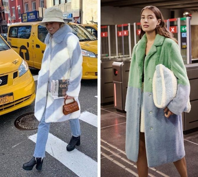Модные экошубы: самый горячий тренд зимы 17