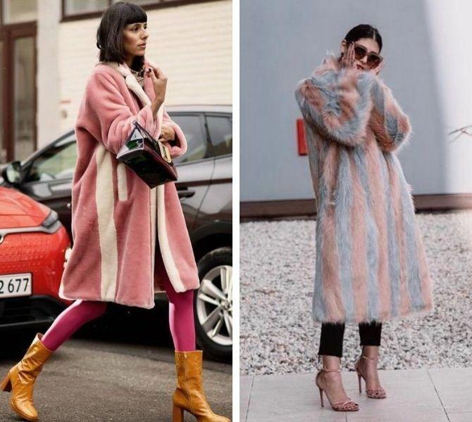 Модные экошубы: самый горячий тренд зимы 18