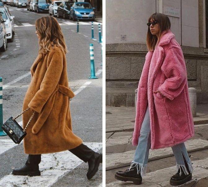 Модные экошубы: самый горячий тренд зимы 4
