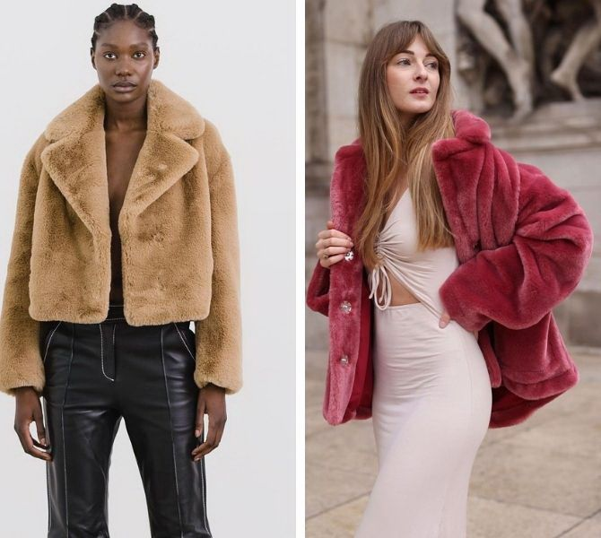 Модные экошубы: самый горячий тренд зимы 22