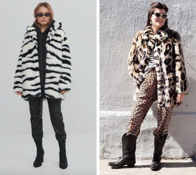 Модные экошубы: самый горячий тренд зимы 8