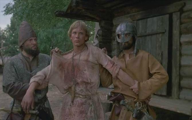 Легенды о «дикарях» крайнего севера: лучшие фильмы о викингах 9
