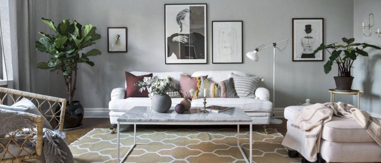 Современные тенденции в оформлении гостиной – функционал и простор