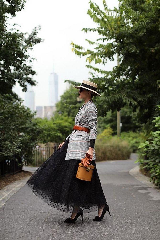 Як носити вечірні сукні взимку: луки з верхнім одягом 19