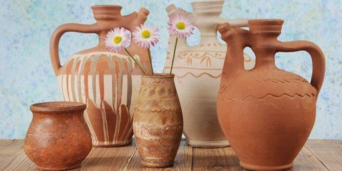 Керамика в интерьере: модные тенденции в оформлении дома 2021 1