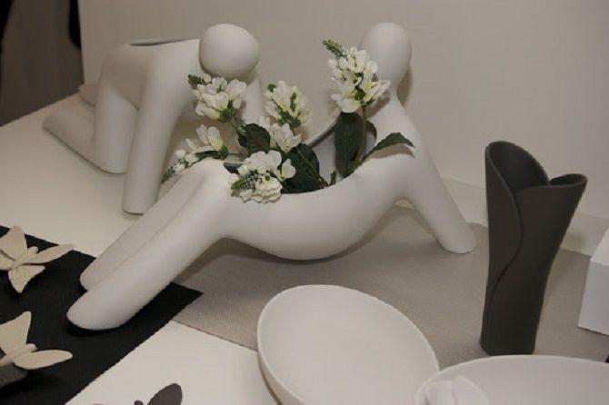 Керамика в интерьере: модные тенденции в оформлении дома 2021 7
