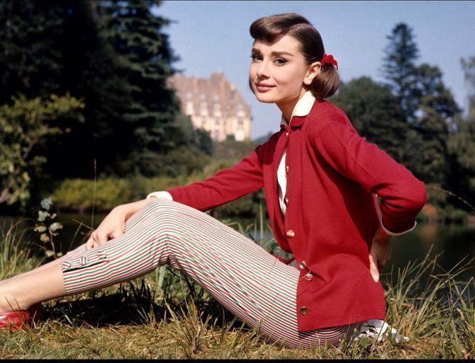 Модные приемы Одри Хепберн, которые стоит использовать и сейчас 15