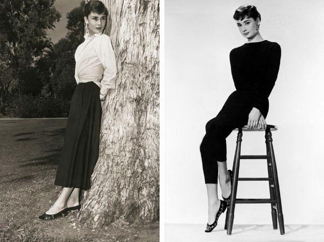 Модные приемы Одри Хепберн, которые стоит использовать и сейчас 18