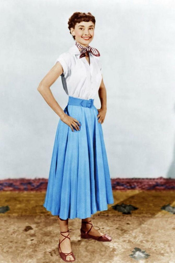 Модные приемы Одри Хепберн, которые стоит использовать и сейчас 23