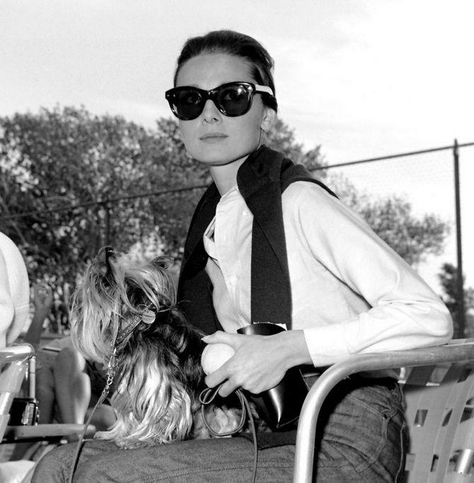 Модные приемы Одри Хепберн, которые стоит использовать и сейчас 28