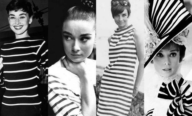 Модные приемы Одри Хепберн, которые стоит использовать и сейчас 8