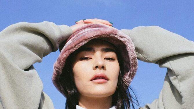 Хутряна панама – головна альтернатива зимовій шапці 3