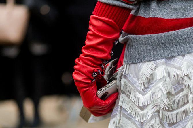 Високі рукавички – відмінне доповнення образу в холодний сезон 22