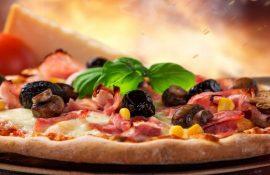 Топ-5 пицц, которые придутся по вкусу в любой компании