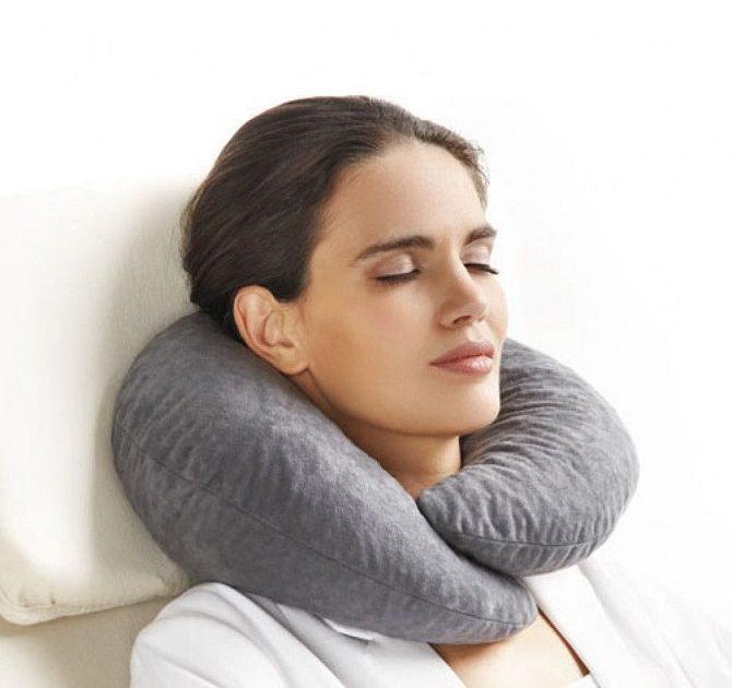 Анатомическая подушка – залог хорошего сна и здоровья 2