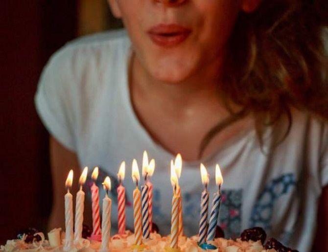 Поздравления с Днем рождения знакомой своими словами 1