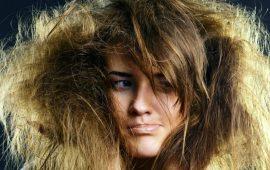 SOS! Что делать, чтобы волосы не пушились: ТОП советов