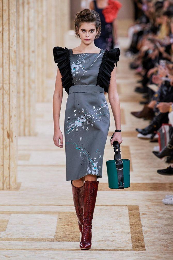 Сірі вечірні сукні на піку популярності – які фасони вибирати 15