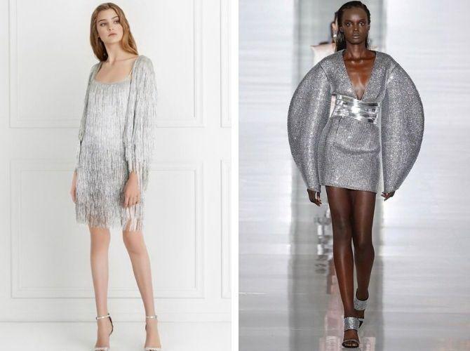Сірі вечірні сукні на піку популярності – які фасони вибирати 18