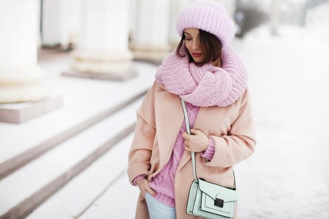 Как правильно подобрать шапку и шарф: ключевые сочетания 11